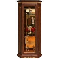 Шкаф-витрина для гостиной «Милана 10» П265.10-01 (черешня с золочением)