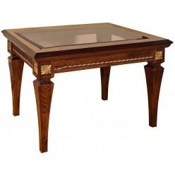 Журнальный стол «Милана 26» П366.05 (черешня с золочением)