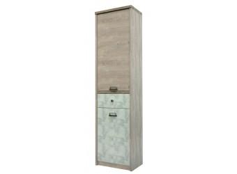 Шкаф-пенал для одежды Дизель 2D1S/D2 энигма