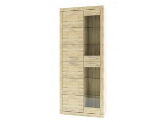 Шкаф-витрина для посуды Оскар 2V2D