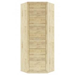 Угловой шкаф для одежды Оскар L-P