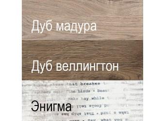 Шкаф-пенал Дизель 1D1S/D2 энигма