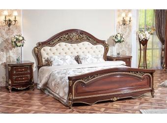 Спальня Даниэлла (темный орех) 5-и дверный шкаф