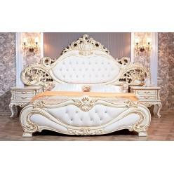 Кровать Федерика (крем) 1800х2000