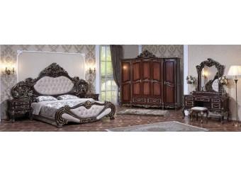 Спальня Федерика (орех фарина) 5-х дверный шкаф