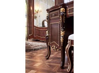 Спальня Констанция (темный орех) 5-и дверный шкаф