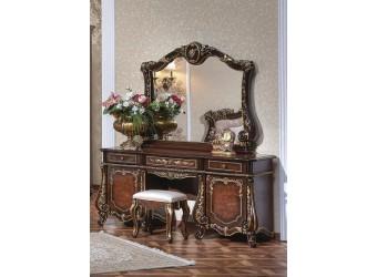 Туалетный столик с зеркалом Монреаль (радика)