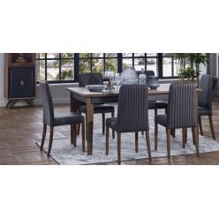 Раздвижной обеденный стол для гостиной Алегро ALEG-14