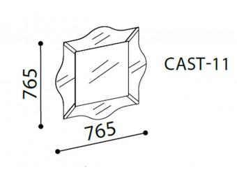 Зеркало для комода Кастелло CAST-24