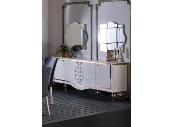 Зеркало для комода в гостиную Кастелло CAST-11