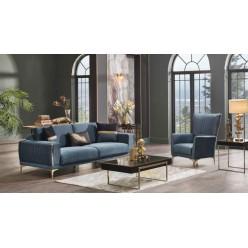 Трехместный диван-кровать Carlino(Карлино) CARL-02
