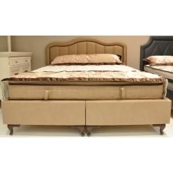 Двуспальная кровать VEGA (Вега) с подъемным механизмом