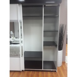 Двухдверный шкаф купе Диана DIAN-21