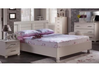 Спальня Мира (Mira) белая от Беллона