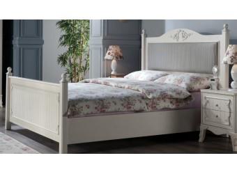 Двуспальная кровать Романс RMNC-26