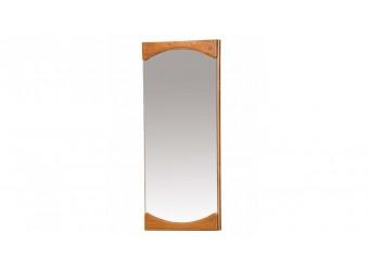 Настенное зеркало Элбург (дуб рустикаль)