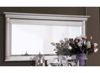 Зеркало для комода Паола БМ-2110 (розовый пепел)