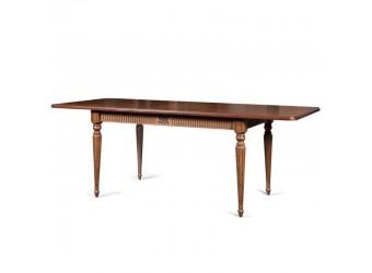 Обеденный стол (раздвижной) Юстина (орех)