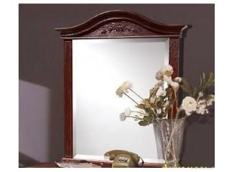 Зеркало для комода Паола БМ-2163 (горячий шоколад)