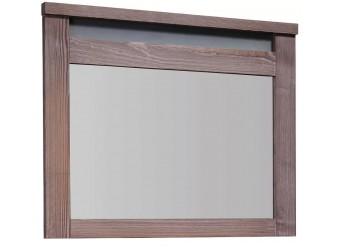 Настенное зеркало Доминика (серо-бежевый)