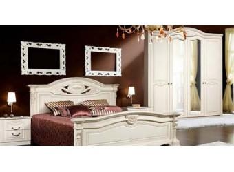 Спальня Сорренто (беж) композиция 2