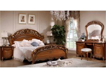 Спальня Аллегро (орех)