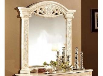 Зеркало для туалетного столика Рома (беж)