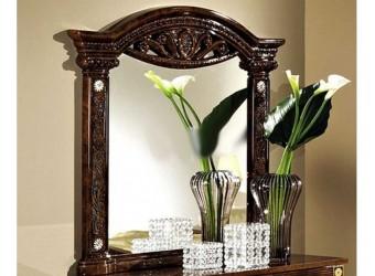 Зеркало для туалетного столика Рома (орех)
