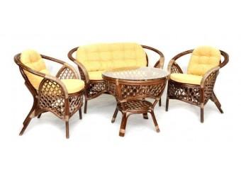 Комплект для отдыха Melang Classic Rattan 1305 из ротанга
