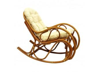 Кресло-качалка 05/04 из ротанга