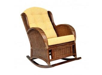 Кресло-качалка Wing-R 05/18 из ротанга сборно-разборное