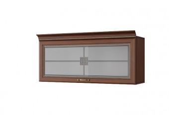 Настенный шкаф-витрина Луара ЛУ-431.01