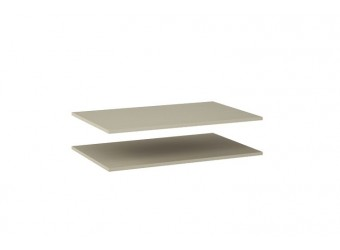 Комплект полок для шкафа Луара ЛУ-011.00в