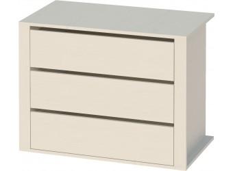 Комод для спальни в шкаф Валенсия ВС-042.01