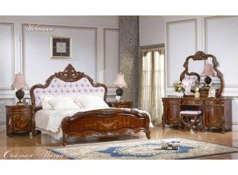 Спальня Магдалена КА-СП-1 орех