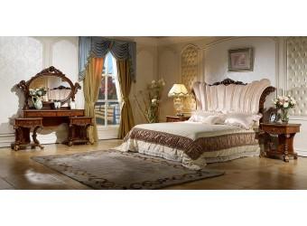 Спальня Роял КА-СП-1 орех