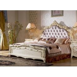 Двуспальная кровать Венеция КА-ДК