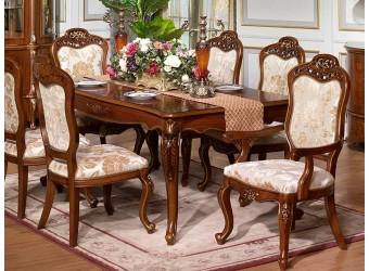 Обеденный стол Моника КА-ОС орех