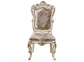 Обеденный стул для гостиной София КА-СО слоновая кость