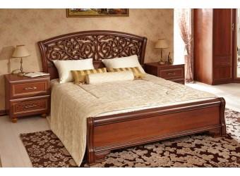 Кровать 1800 Александрия с п/м ППУ