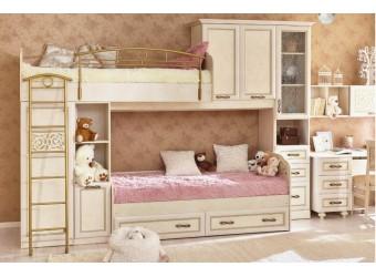 Детская кровать-чердак Александрия