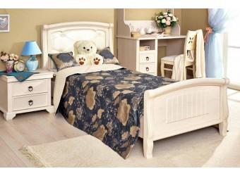 Детская кровать 900 Амели ЛД 642.460