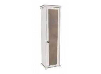 Шкаф одностворчатый с зеркалом Амели ЛД 642.047(040/020)
