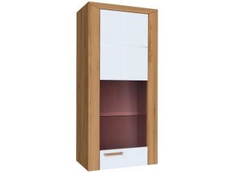 Шкаф навесной одностворчатый Лакоста ЛД 673.080