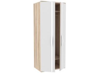 Шкаф двустворчатый с зеркалом в спальню Марта ЛД 636.025