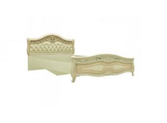Кровать 1600 с ортопедическим основанием Мирабелла