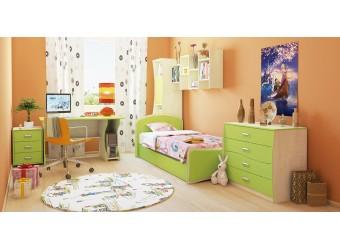 Модульная детская мебель Комби от Мебель-Неман