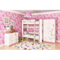 Детская мебель Розалия от Мебель-Неман комплектация 2
