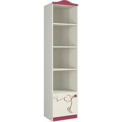Детский шкаф Сакура левый Ш45-1ЛД0 от Мебель-Неман