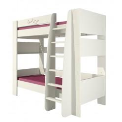 Двухъярусная кровать в детскую Сакура КРД180-1Д0 от Мебель-Неман